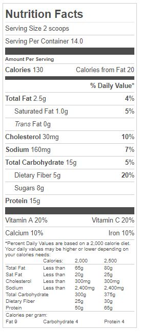 TurboShake chocolate nutrition facts.jpg