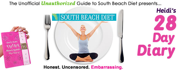 South beach diet day 2 already losing weight best diet for Lean cuisine vs jenny craig food