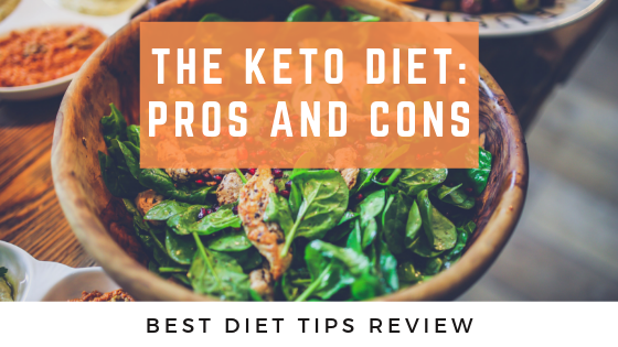 What are the pros and cons of the Keto Diet for Weight Loss?