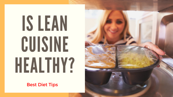Is Lean Cuisine healthy?
