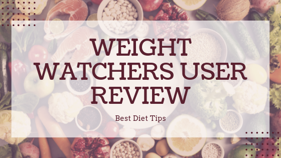 Weight Watchers Diet Review from Real Customer