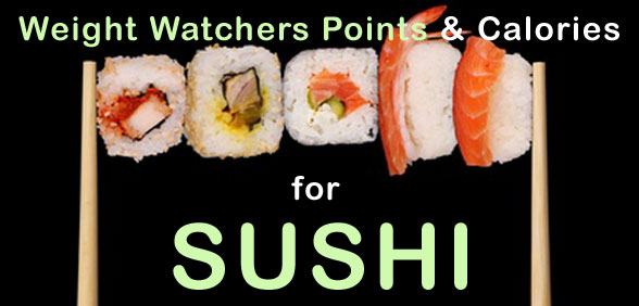Sushi Smartpoints List For Weight Watchers Best And Worst Best
